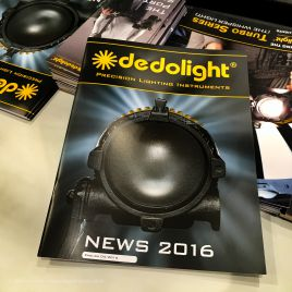 Dedolight News 2016