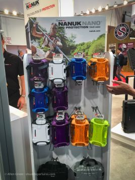 Nanuk Nano cases at NAB 2016