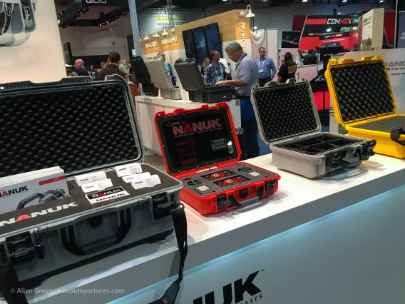 Nanuk cases at NAB 2016