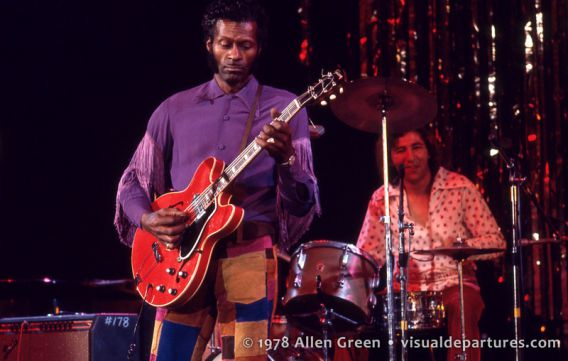 Chuck Berry live at Hofstra University (1972)