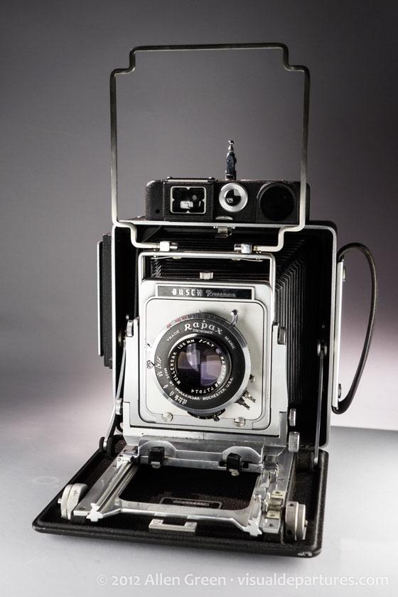 Busch Pressman Model D