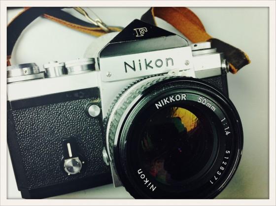 My Nikon F