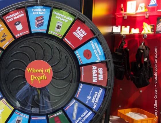 Wheel of Death!