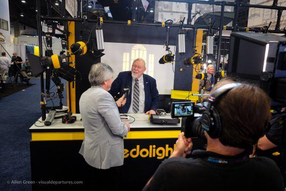Dedo Weigert interview NAB 2016