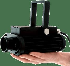 Rosco Image Spot, handheld